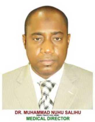 Dr. Mohammed N. Salihu MBBS, FWACS, FAO