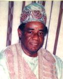 Dr. Ernest I. Mbamali, 3rd Medical Director