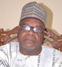 Alh. Ahmed Shuaibu Buranga