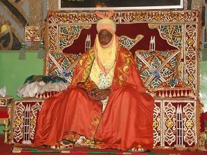 San kano MUHAMMAD SUSUNISI II